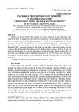 Thử nghiệm tạo chế phẩm vi gói synbiotic từ Lactobacillus Casei và ứng dụng trong sản phẩm kẹo dẻo Synbiotic
