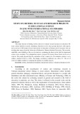 Study on criteria to evaluate research projects in educational science in line with international standdards