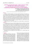 Ảnh hưởng của nồng độ enzyme và thời gian đến quá trình thủy phân sụn cá mập (Carcharhinus dussumieri)