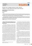Đề xuất một số định hướng bổ sung, sửa đổi chiến lược phát triển Tập đoàn Dầu khí Việt Nam