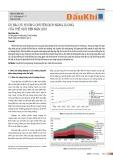 Dự báo xu hướng chuyển dịch năng lượng của thế giới đến năm 2050