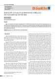Nghị quyết số 55-NQ/TW và định hướng chiến lược đối với ngành Dầu khí Việt Nam