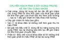 Bài giảng Kỹ thuật chuyển mạch báo hiệu: Chương 1.3 - Nguyễn Tâm Hiền