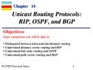 Lecture TCP-IP protocol suite (3/e): Chapter 14 - Behrouz Forouzan