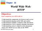 Lecture TCP-IP protocol suite (3/e): Chapter 22 - Behrouz Forouzan