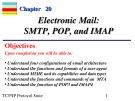 Lecture TCP-IP protocol suite (3/e): Chapter 20 - Behrouz Forouzan