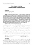 Chùa dân gian xứ Quảng: Tình hình xây dựng, kiến trúc và thờ tự