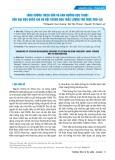 Tăng cường trích dẫn và ảnh hưởng học thuật của Đại học Quốc gia Hà Nội thông qua trắc lượng thư mục VNU-LIC