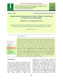Integrated disease management on grapes - A pioneer of a reformed movement towards sustainability