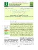 Standardization of rapid multiplication technique (RMT) in cassava (Manihot esculenta Crantz.)