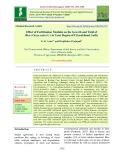 Effect of fertilization modules on the growth and yield of rice (Oryza sativa L.) in Tarai region of Uttarakhand, India