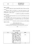 Tổng hợp 14 đề thi học kì 2 Ngữ văn 7