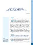 Nghiên cứu nồng độ AMH ở các trường hợp vô sinh có hội chứng buồng trứng đa nang