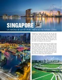 Singapore và những bí quyết phát triển đô thị thành công