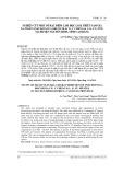 Nghiên cứu một số đặc điểm lâm học loài thiết sam giả lá ngắn (Pseudotsuga Brevifolia W. C Cheng & L. K. FU, 1975) tại huyện Nguyên Bình, tỉnh Cao Bằng