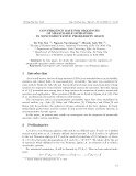 Convergence rate for sequences of measurable operators in noncommutative probability space