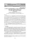 Vai trò của Hiệp định đối tác xuyên thái bình dương (TPP) trong chính sách đối ngoại của tổng thống Barack Obama