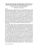 Trực quan hóa dữ liệu mô phỏng động lực học phân tử đối với các chất lỏng cấu trúc mạng (SiO2, GeO2, Al2O3)