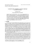 Vấn đề nữ quyền và bình đẳng giới trong triết học của John Stuart Mill
