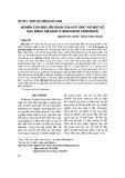 Nghiên cứu mối liên quan của axit uric với một số đặc điểm lâm sàng ở bệnh nhân Parkinson