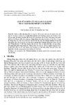 Lịch sử nghiên cứu William Faulkner – phác thảo hành trình và xu hướng