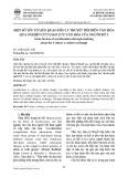 Một số yếu tố liên quan đến lý thuyết tiếp biến văn hóa qua nghiên cứu giao lưu văn hóa của người Bố Y