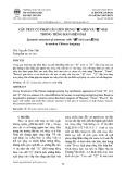 """Cấu trúc cú pháp câu liên dụng """"被"""" (BÈI) và """"把"""" (BĂ) trong tiếng Hán hiện đại"""