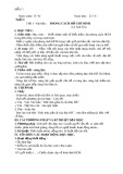 Giáo án Ngữ văn 9 - Giáo án định hướng phát triển năng lực học sinh (Mẫu số 1)