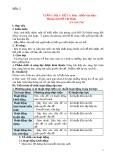 Giáo án Ngữ văn 9 - Giáo án định hướng phát triển năng lực học sinh (Mẫu số 2)