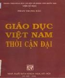 Giáo dục Việt Nam thời cận đại: Phần 1