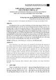 Thiết kế bộ cân bằng pha tự động cho lưới phân phối hạ áp