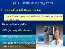 Bài giảng Tin học 10 - Bài 3: Giới thiệu về máy tính (Bùi Thanh Hoàn)