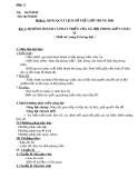 Giáo án Lịch sử 7 - Phần 1: Khái quát lịch sử thế giới trung đại (Mẫu 3)