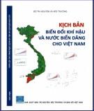 Kịch bản ứng phó với nước biển dâng và biến đổi khí hậu tại Việt Nam: Phần 2