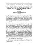 Vị trí số lượng và chất lượng của các loài ký sinh trong tập hợp ký sinh sâu khoang Spdoptera Litura Fabr. và sâu cuốn lá đầu đen Archips Asiaticus Wal. hại lạc, ngô, vừng tại huyện Nghi Lộc - Nghệ An, năm 2006–2007