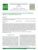 Decovidization through rurbanization: The re-development option for sustainable energy access