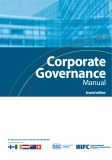 Governance manual and introduction to corporate governance