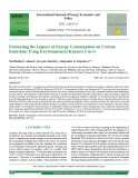 Estimating the impact of energy consumption on carbon emissions using environmental Kuznets curve
