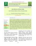 Biofortification and human health