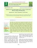 Prediction of cocoon shell weight of Tasar (Antheraea mylitta Drury) silkworm using LASSO regression