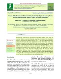 Impact of inclined solar drier for dehydration quality in khadrawy dates during doka maturity stage at north western Arid India