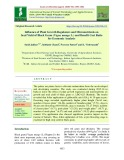 Influence of plant growth regulators and micronutrients on seed yield of black gram (Vigna mungo L.) and benefit cost ratio for economic analysis