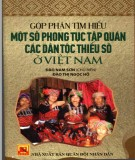 Tìm hiểu phong tục tập quán các dân tộc thiểu số ở Việt Nam: Phần 1
