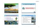 Bài giảng An toàn điện: Chương 6 Các dụng cụ và phương tiện cần thiết cho an toàn điện