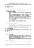 Bài giảng Thiết kế kiến trúc 2: Chương 3