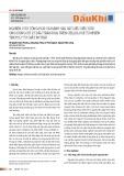 Nghiên cứu tổng hợp và đánh giá vật liệu siêu xốp ứng dụng xử lý dầu tràn dựa trên cellulose tự nhiên trích ly từ giấy in thải