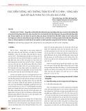 Đặc điểm tướng, môi trường trầm tích bể Tư Chính - Vũng Mây qua kết quả phân tích tài liệu địa chấn
