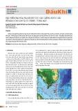 Đặc điểm địa hóa đá mẹ khu vực các giếng nước sâu bể Nam Côn Sơn và Tư Chính - Vũng Mây