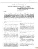 Nghiên cứu khả năng đầu tư nhà máy sản xuất ethyl acetate từ ethanol