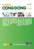 Tạp chí Y học cộng đồng: Số 4/2020